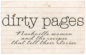 dirty pages